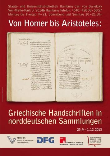 Von Homer bis Aristoteles