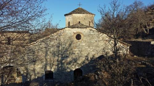 Vithkuq, Monastère des Saints-Pierre-et-Paul © Didier Lafleur