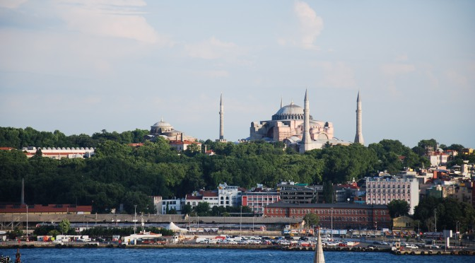 Back to Istanbul : mission de catalogage, juin 2015