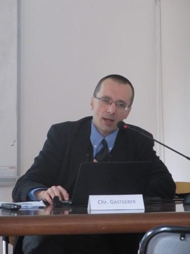Christian Gastgeber