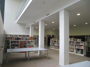 Le nouvel espace de travail de la Section grecque au Collège Sainte-Barbe