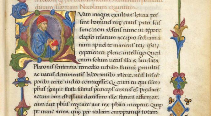 La tradition manuscrite des traités botaniques de Théophraste – annonce de séminaire