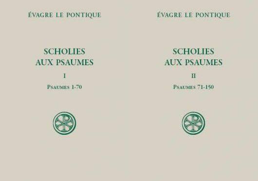 Évagre le Pontique, Scholies aux Psaumes